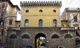 Lavori di messa in sicurezza per il Torrino e il Castelletto di Villa Maria