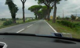 Riaperta l'Aurelia tra Livorno e Pisa
