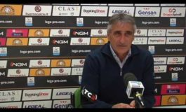 "Livorno Piacenza in tv alle 20,30. Il ""Video"" di mister Foscarini"