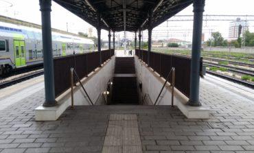Malore sul treno: soccorso in stazione