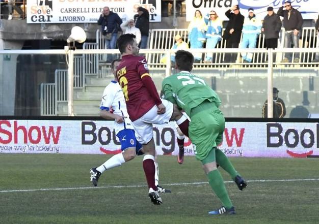 Livorno Como 1-2 Brutto Stop