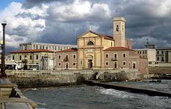 Viale Italia: crollata parte della spalletta a S. Jacopo