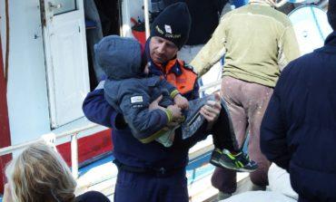 La nostra Capitaneria di Porto salva 13 migranti