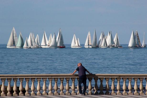 Allo start la Settimana Velica Internazionale Accademia Navale e Città di Livorno