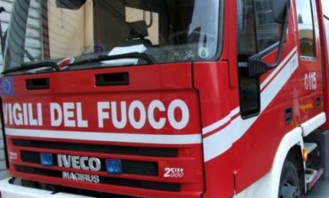 Auto in fiamme a San Marco