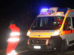 Tragedia nella notte, ragazza di 25 anni muore in scooter
