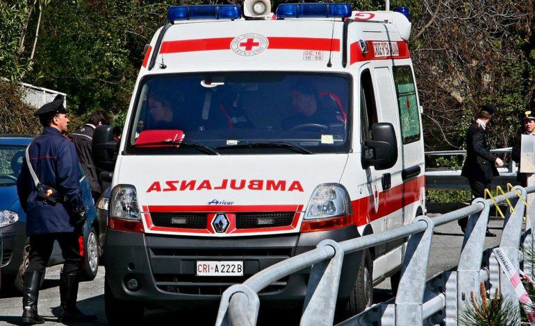 Romito: frontale tra due auto, tre feriti