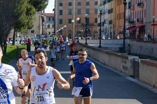 Record di presenze al Vivicittà Livorno. In 700 in corsa per la città