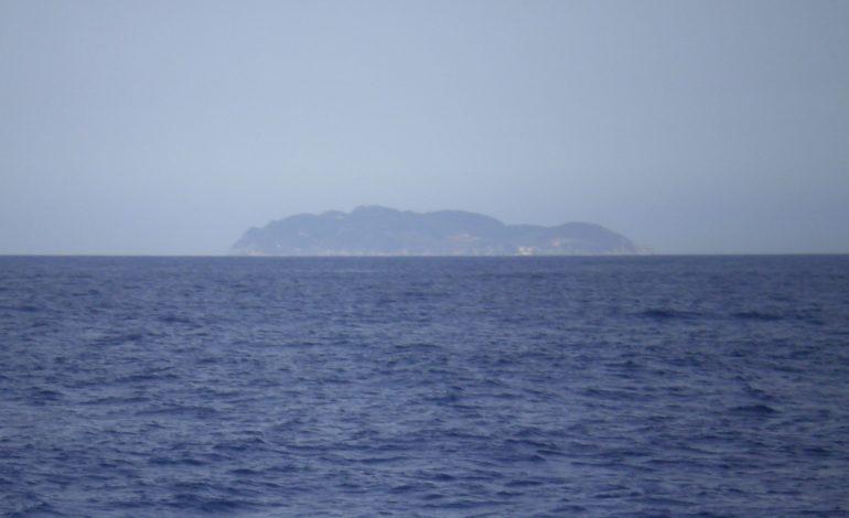 Natante di 8 metri a fondo al largo della Gorgona. In salvo gli occupanti