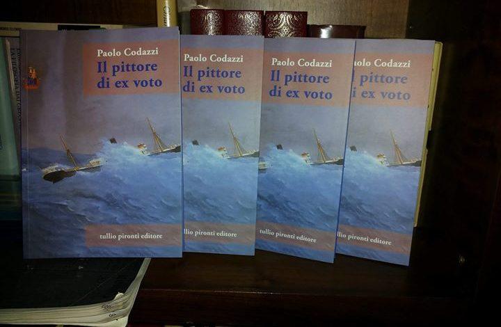 """Library: """"Il pittore di ex voto"""" di Paolo Codazzi"""