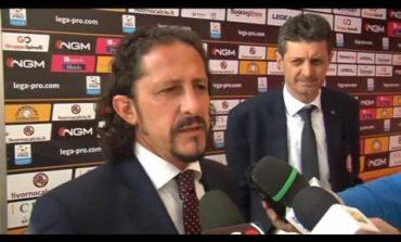 """Protti scende in sala stampa e le suona a Di Masi, """"Pres"""" dell'Alessandria (VIDEO)"""