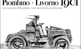 Rievocazione della Corsa Motoristica Piombino Livorno del 1901