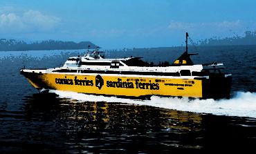 """La """"Ferries"""" approda all'Elba"""