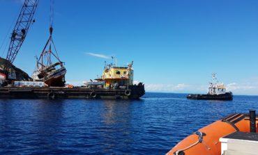 In sicurezza il peschereccio incagliato in Gorgona