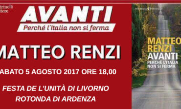Renzi show alla Festa de' L'Unità
