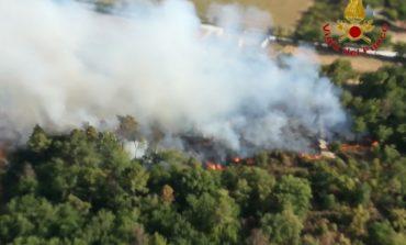 Incendi boschivi, prorogato al 15 settembre il divieto di fare fuochi
