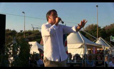 "Renzi: ""Livorno città meravigliosa"" (VIDEO)"