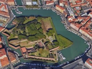 Fortezza Nuova: restyling degli spazi verdi