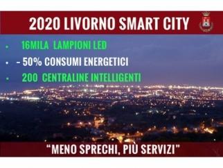 """Approvato l'avvio verso """"Livorno smart city"""""""