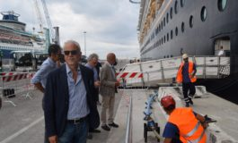 Porto: in funzione il nuovo sistema idrico