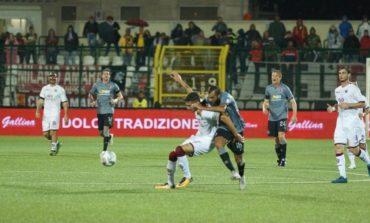 """La Stampa di Alessandria: """"I grigi affondano nel primo match importante, in 45' il Livorno fa tre gol"""""""