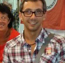 Francesco e Yuri sposati dall'ex ministro Ferrero