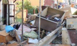 Nuova area smaltimento in via dei Materassai