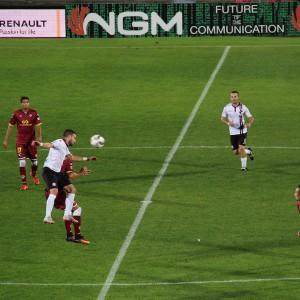 Livorno Arezzo 1-1 Frenata Amaranto
