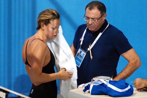 Nuoto, la Pellegrini offesa sui social da Morini jr. Indaga la Fin