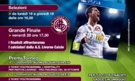 Gioca a FIFA 18 con il Livorno!