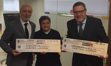 Alluvione: consegnati alla Caritas i proventi delle donazioni (151.300 euro)