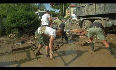 Il video sull'alluvione che fa il giro sui social