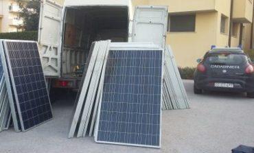 Furti pannelli solari: sgominata organizzazione internazionale (Video)