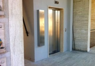 Due nuovi ascensori al Cimitero della Cigna
