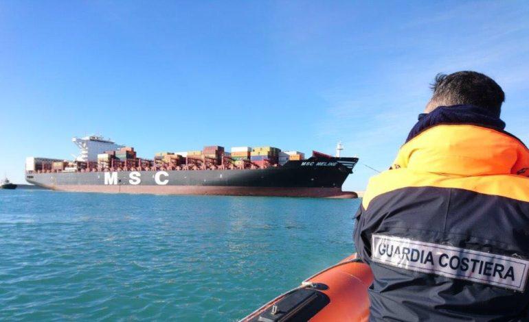 Il porto raccoglie la sfida dei 9000 teus