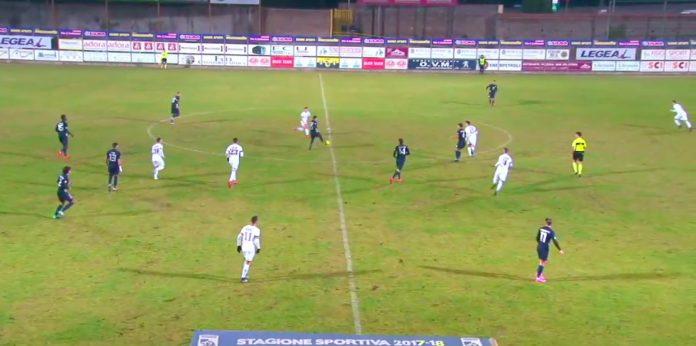 Viterbese Livorno 3-0 Addio alla Coppa Italia