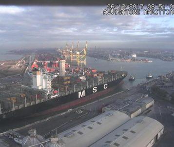 Traffico in porto, nuova ordinanza per le maxi navi