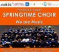 """Il Coro SpringTime in concerto con   """"We are Music"""""""