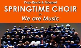 "Il Coro SpringTime in concerto con   ""We are Music"""