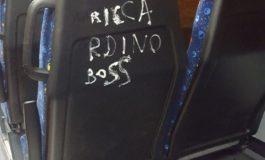 Bus, stop al vandalismo