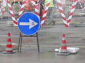 Nuovi marciapiedi in via Masi, le modifiche alla viabilità