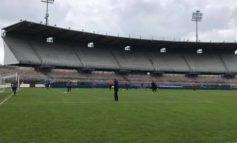 Pro Piacenza Livorno 3-1 Scena Muta al Garilli