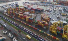 Porto, traffico di auto nuove via treno dalla Slovacchia