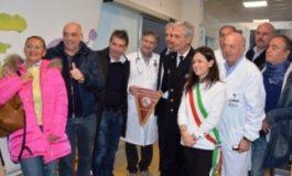Pronto Soccorso, inaugurata stamani la nuova sala di attesa pediatrica