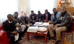 Il Sindaco ha ricevuto il nuovo capo della comunità senegalese a Livorno