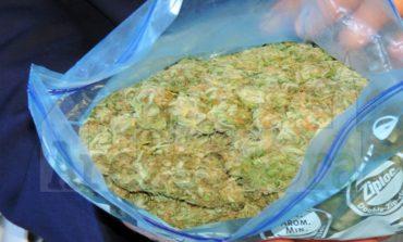 Oltre 7 kg di marijuana sequestrata: 5 arresti