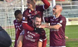 Arzachena Livorno 2-3. Vittoria Fondamentale