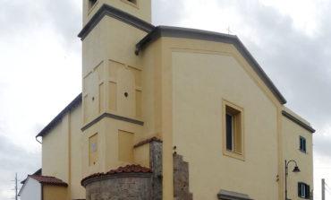 Fiamme in chiesa a Salviano, bruciano ostie