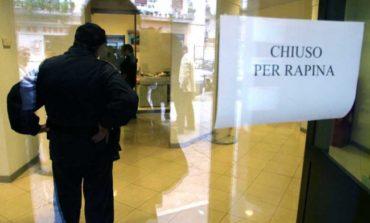 Rapina in banca. Colpo da 100mila euro