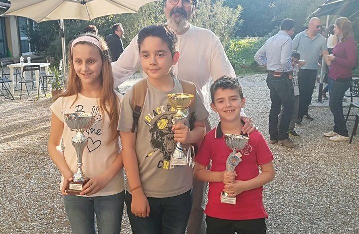 Scacchi: Aurora Trambusti campionessa regionale